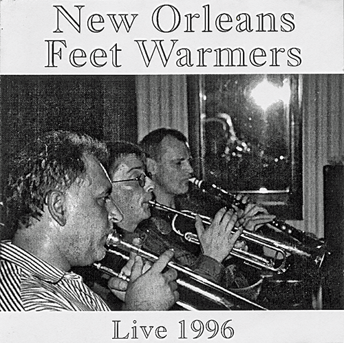 1996 - New Orleans Feet Warmers - Live
