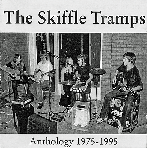 1975-1995 - The Skiffle Tramps - Anthology